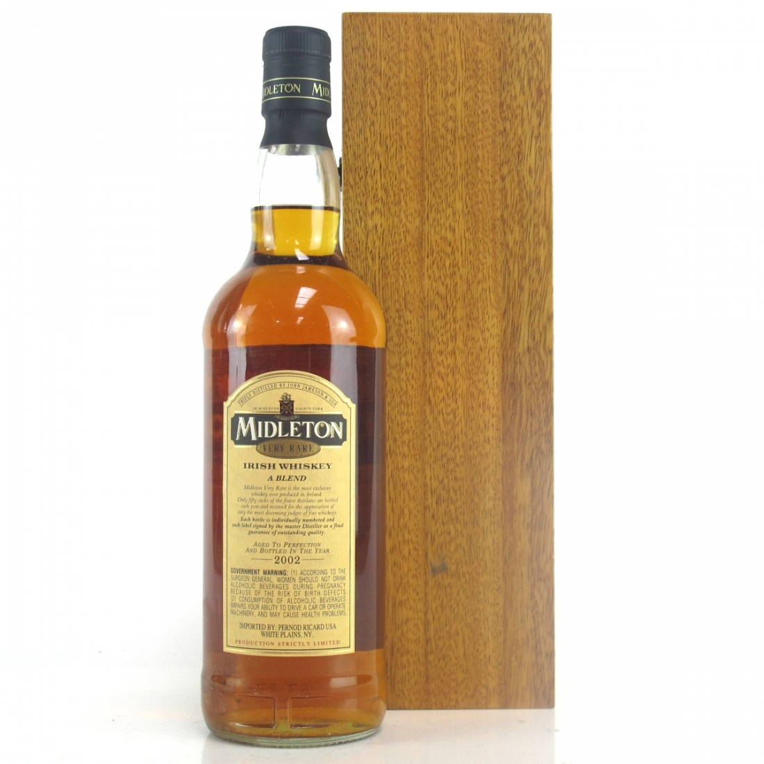 Midleton Very Rare 2002 Edition 75cl / US Import