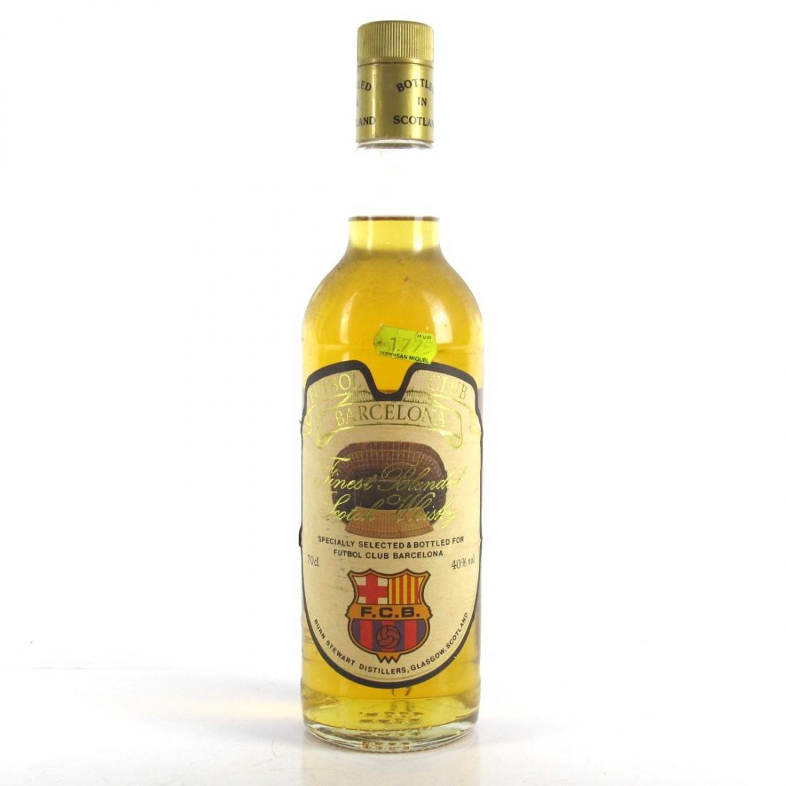 FC Barcelona Finest Blended Scotch