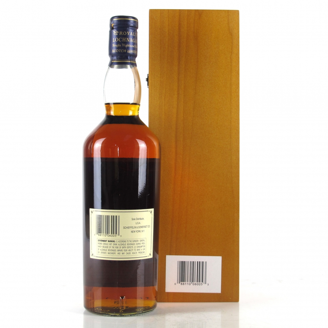 Royal Lochnagar Selected Reserve 75cl / US Import