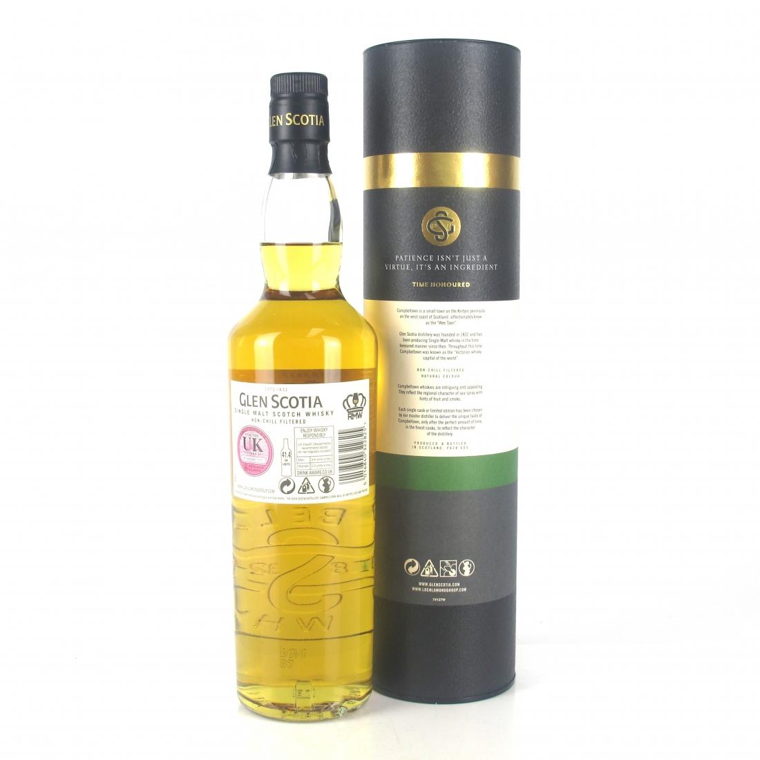 Glen Scotia 2007 Single Cask #178 / Royal Mile Whiskies Exclusive