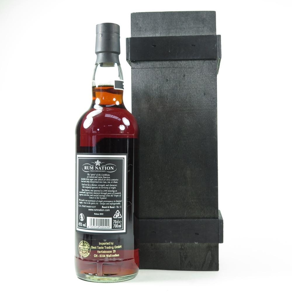 Demerara 1989 Rum Nation / Sherry Cask