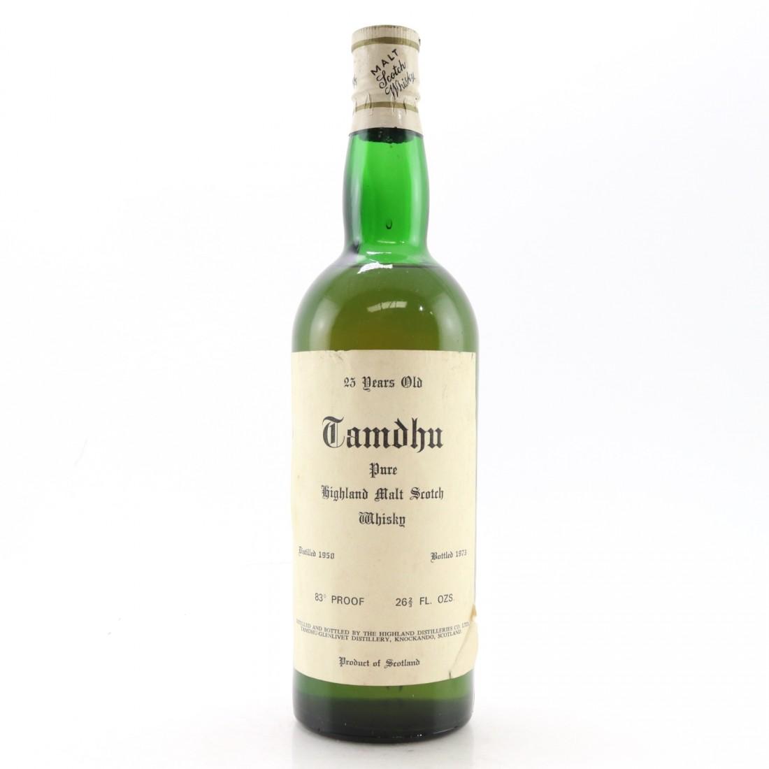 Tamdhu 1950 23 Year Old