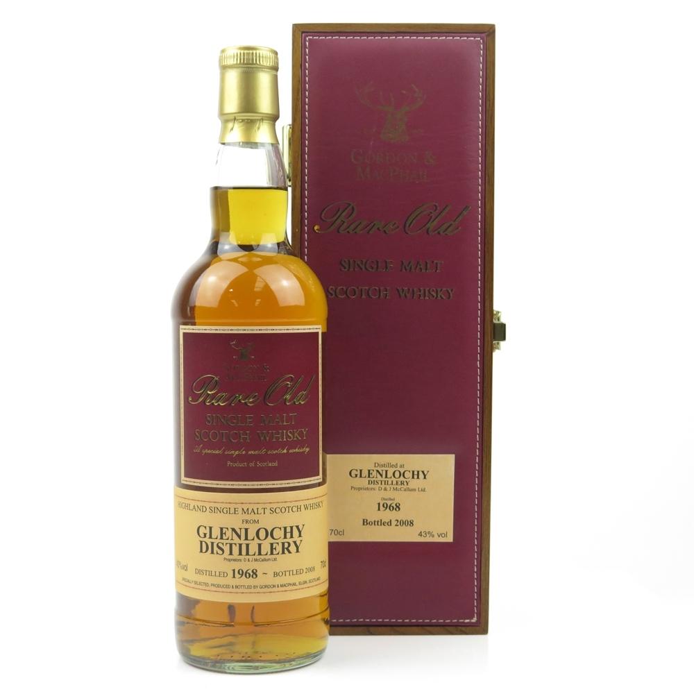 Glenlochy 1968 Gordon and Macphail / Bottled 2008