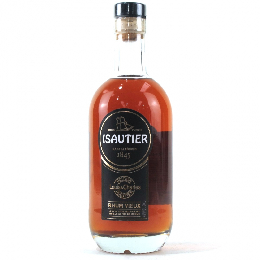 Isautier Louis & Charles Cuvée Old Rum