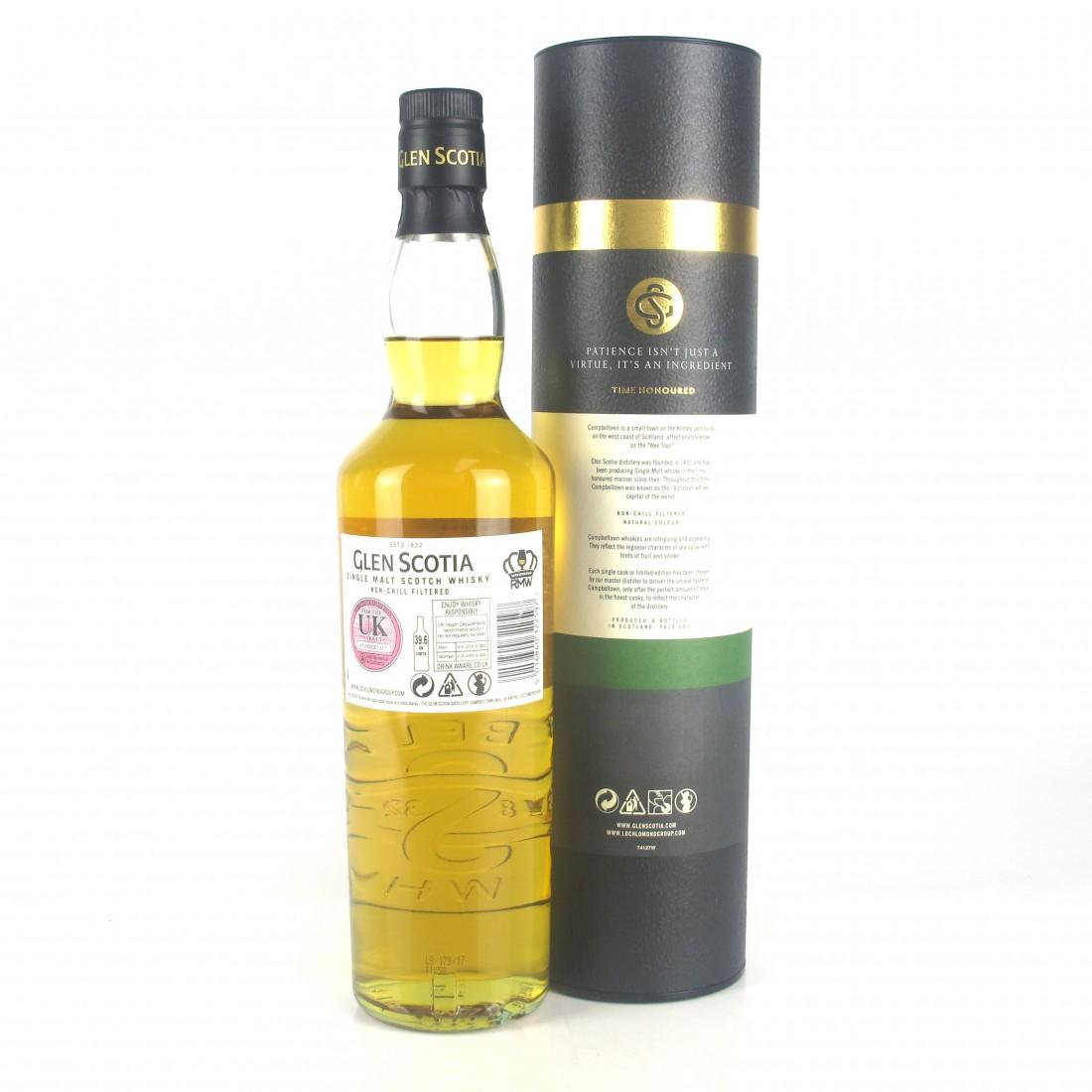 Glen Scotia 2006 Single Cask #529 / Royal Mile Whiskies Exclusive