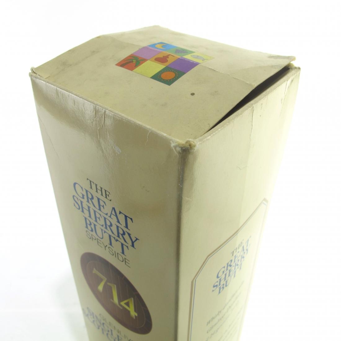 Glenlivet 1972 Signatory Vintage Great Sherry Butt / Velier Import