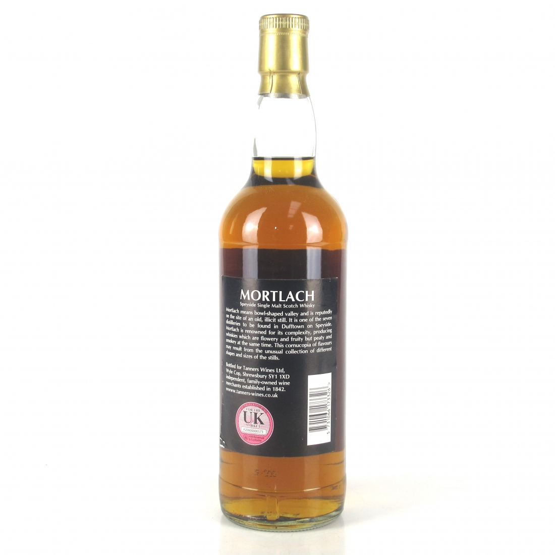 Mortlach 14 Year Old / Tanners Wine Merchants