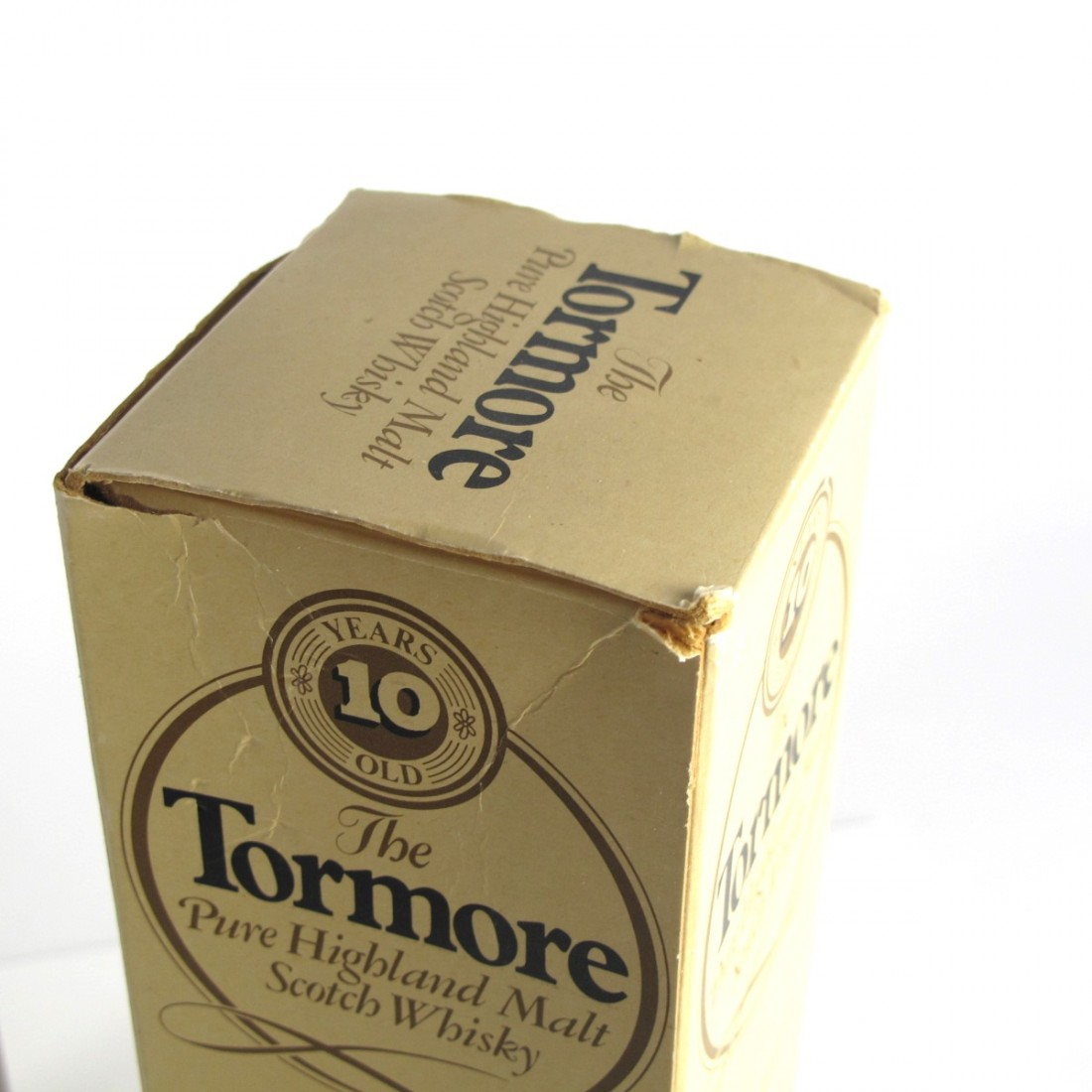 Tormore 10 Year Old 1980s