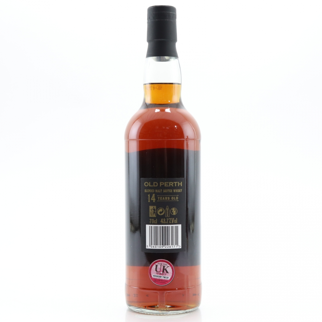 Old Perth 2004 14 Year Old Blended Malt No.3 / Macallan and Highland Park