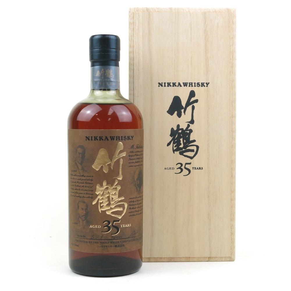 Taketsuru 35 Year Old Pure Malt