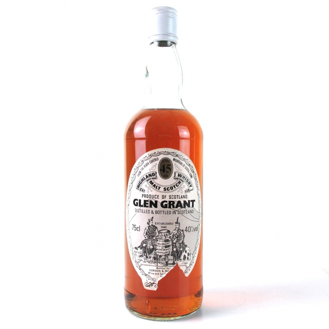 Glen Grant 45 Year Old 1980s