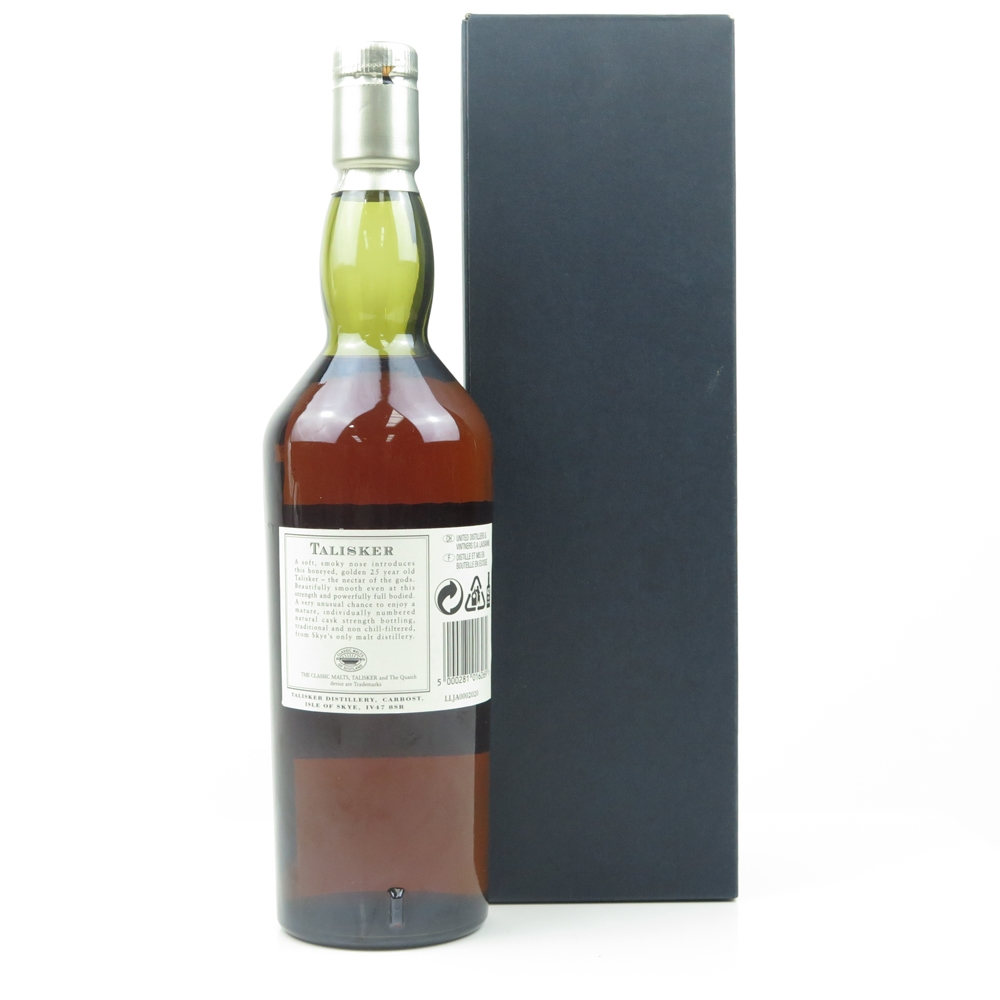 Talisker 1975 25 Year Old / First Release