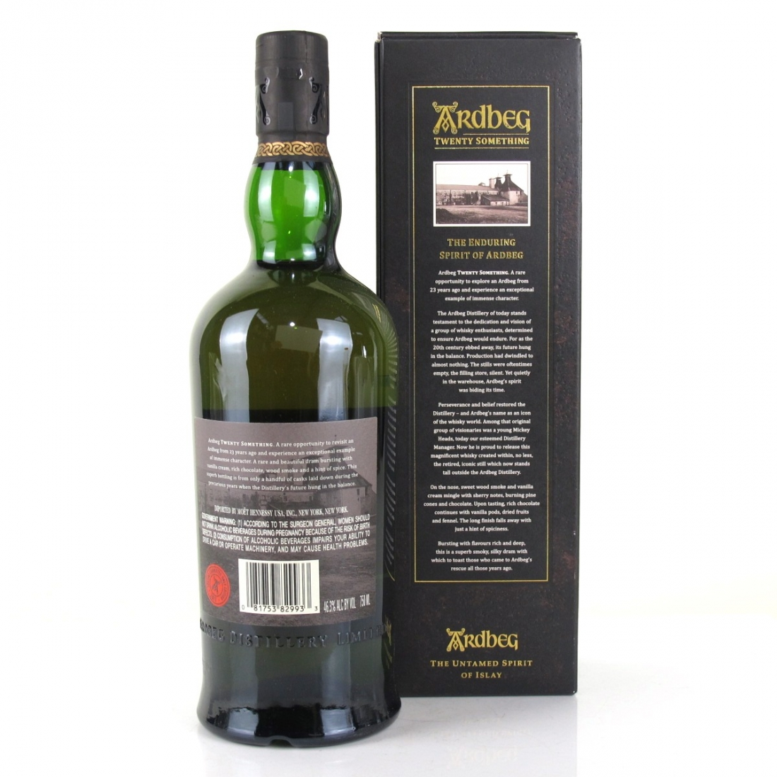 Ardbeg Twenty Something 23 Year Old / Committee Release 75cl / US Import