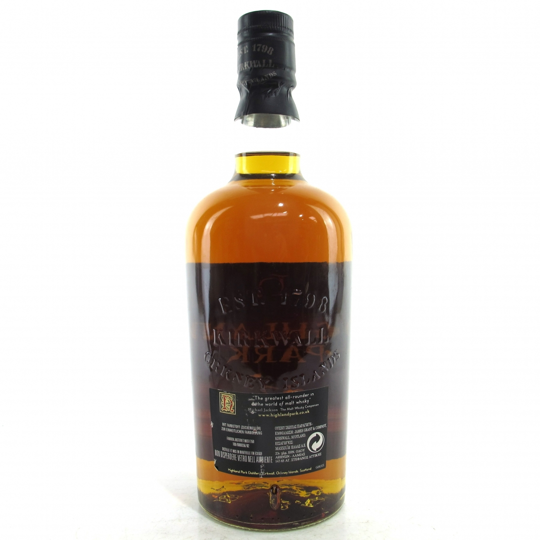 Highland Park 12 Year Old 1990s