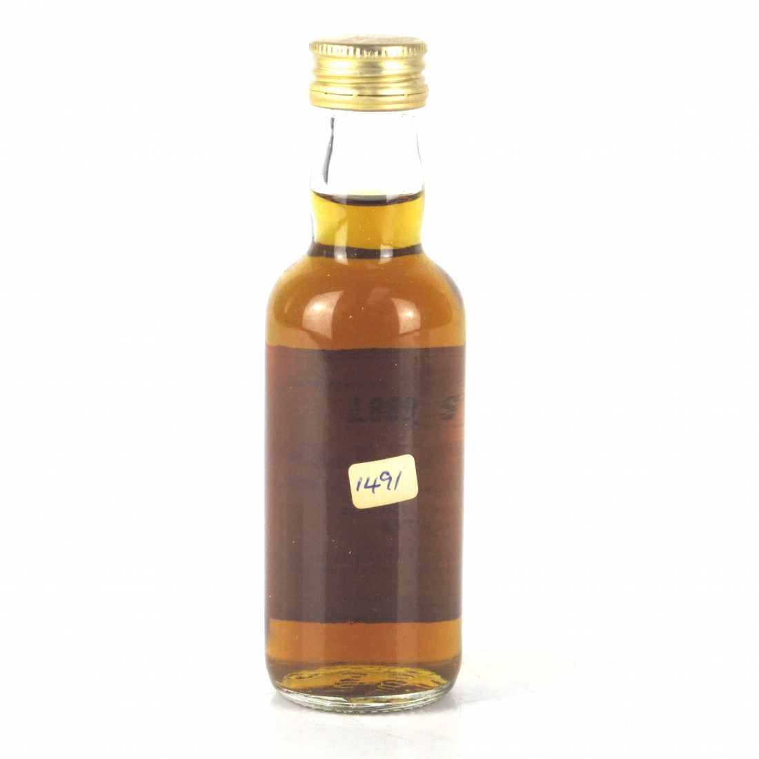 Macallan 18 Year Old 1979 Miniature 5cl