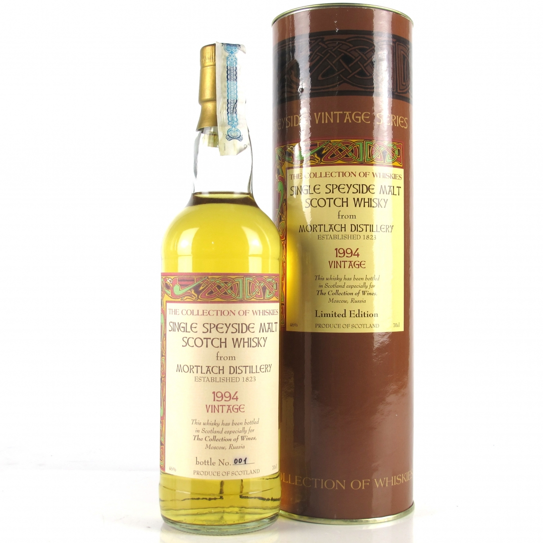 Mortlach 1994 The Collection of Whiskies