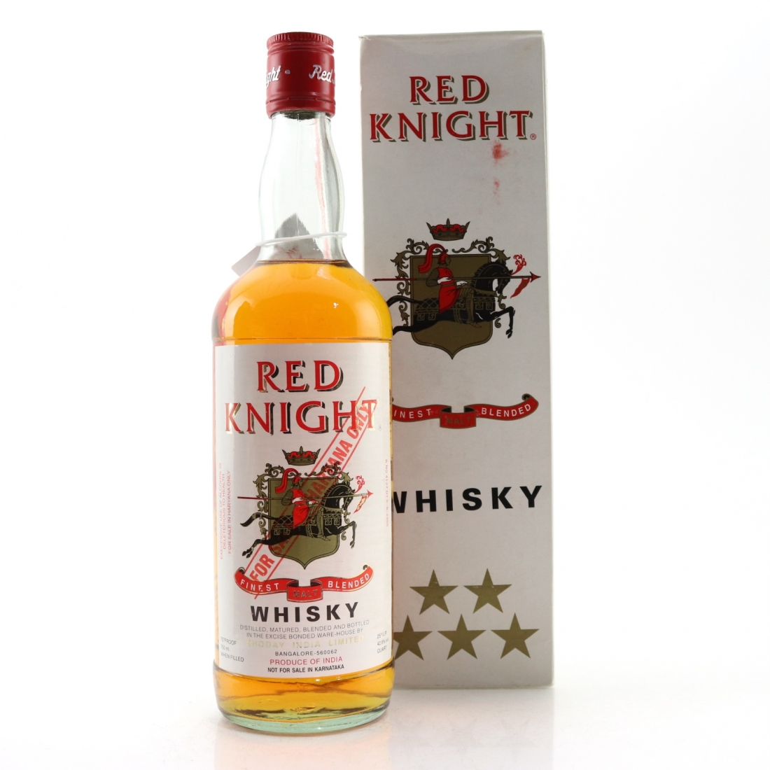 Red Knight Indian Blended Malt