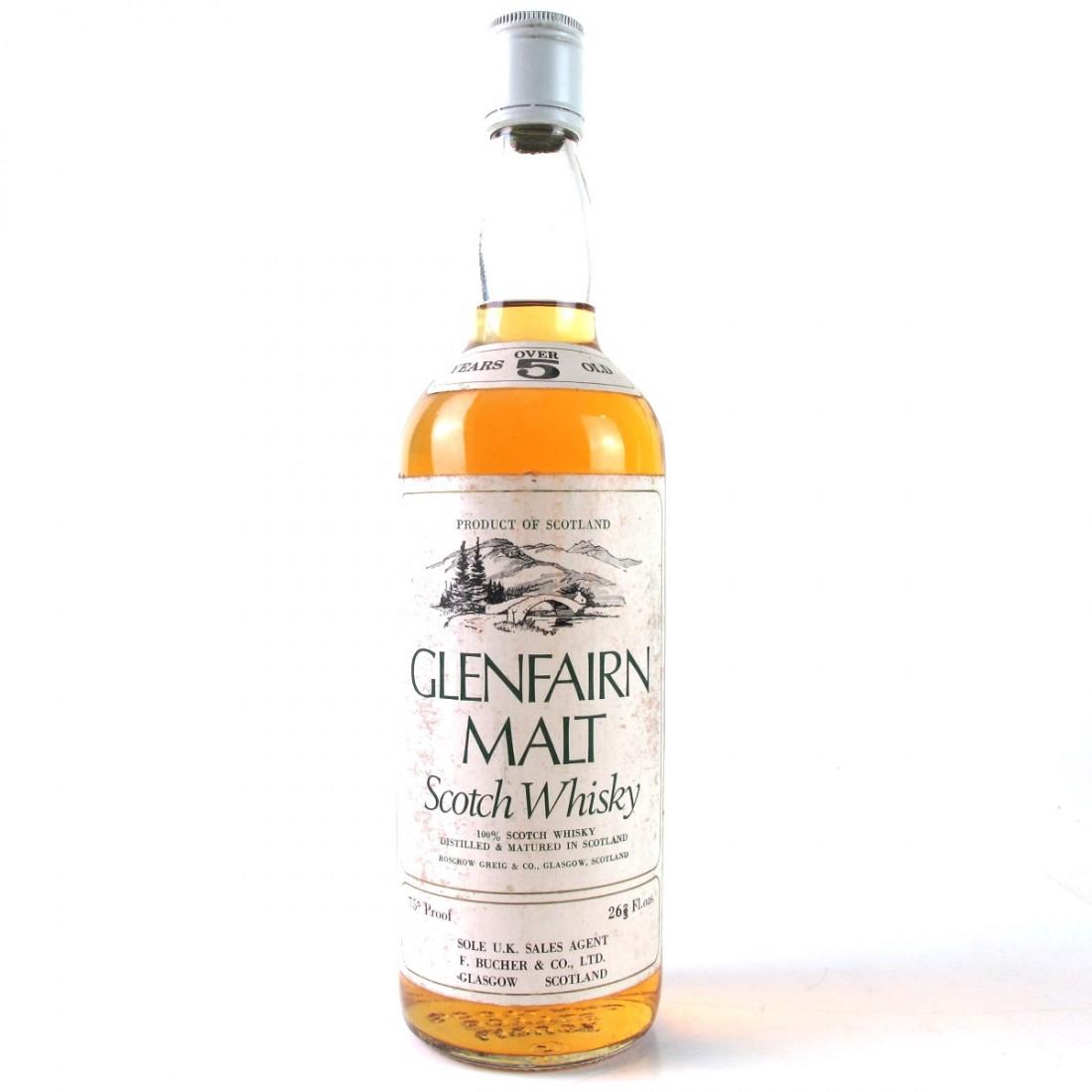 Glenfairn 5 Year Old Pure Malt Scotch Whisky