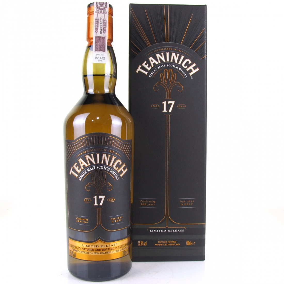 Teaninich 17 Year Old 2017 Release