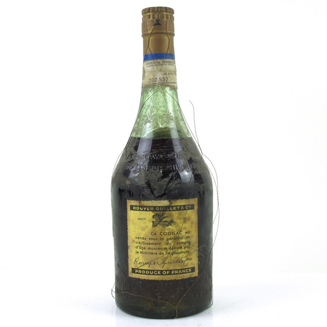 Rouyer Guillet 1865 Reseve De L'Ange Cognac