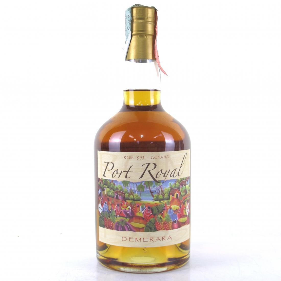 Port Royal 1995 Guyanan Rum