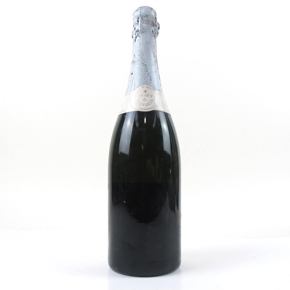 Moët and Chandon Cremant Demi-Sec Champagne 1960s
