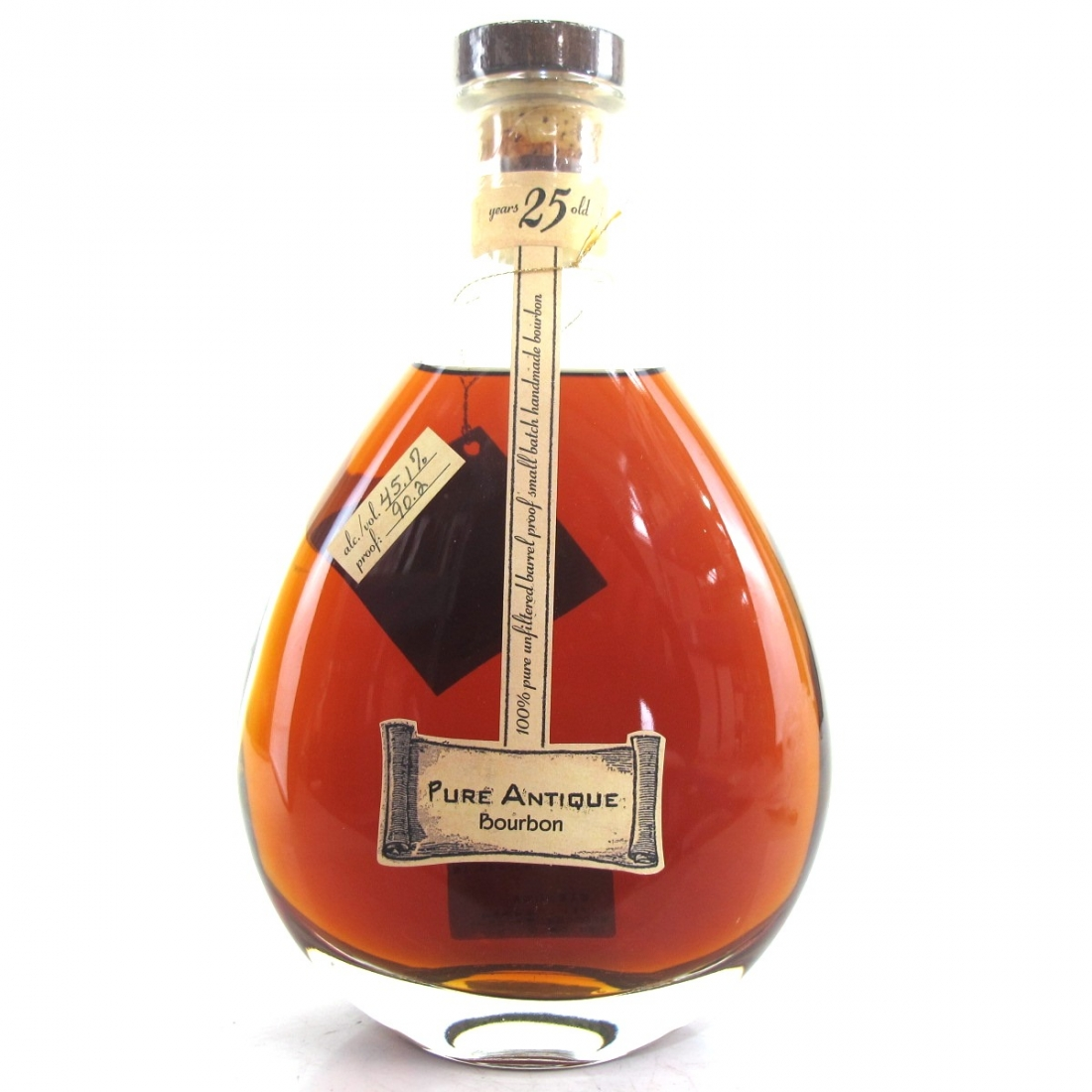 Pure Antique 25 Year Old Bourbon