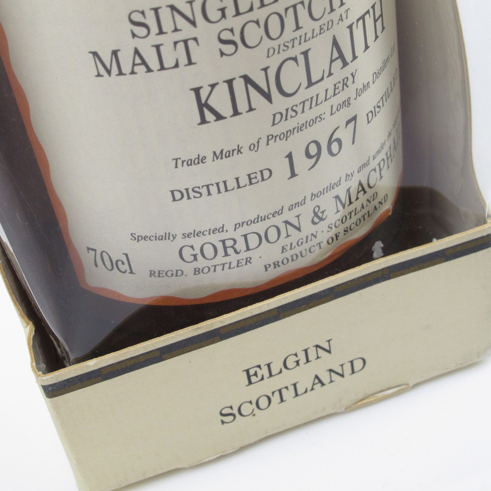 Kinclaith 1967 Gordon and MacPhail