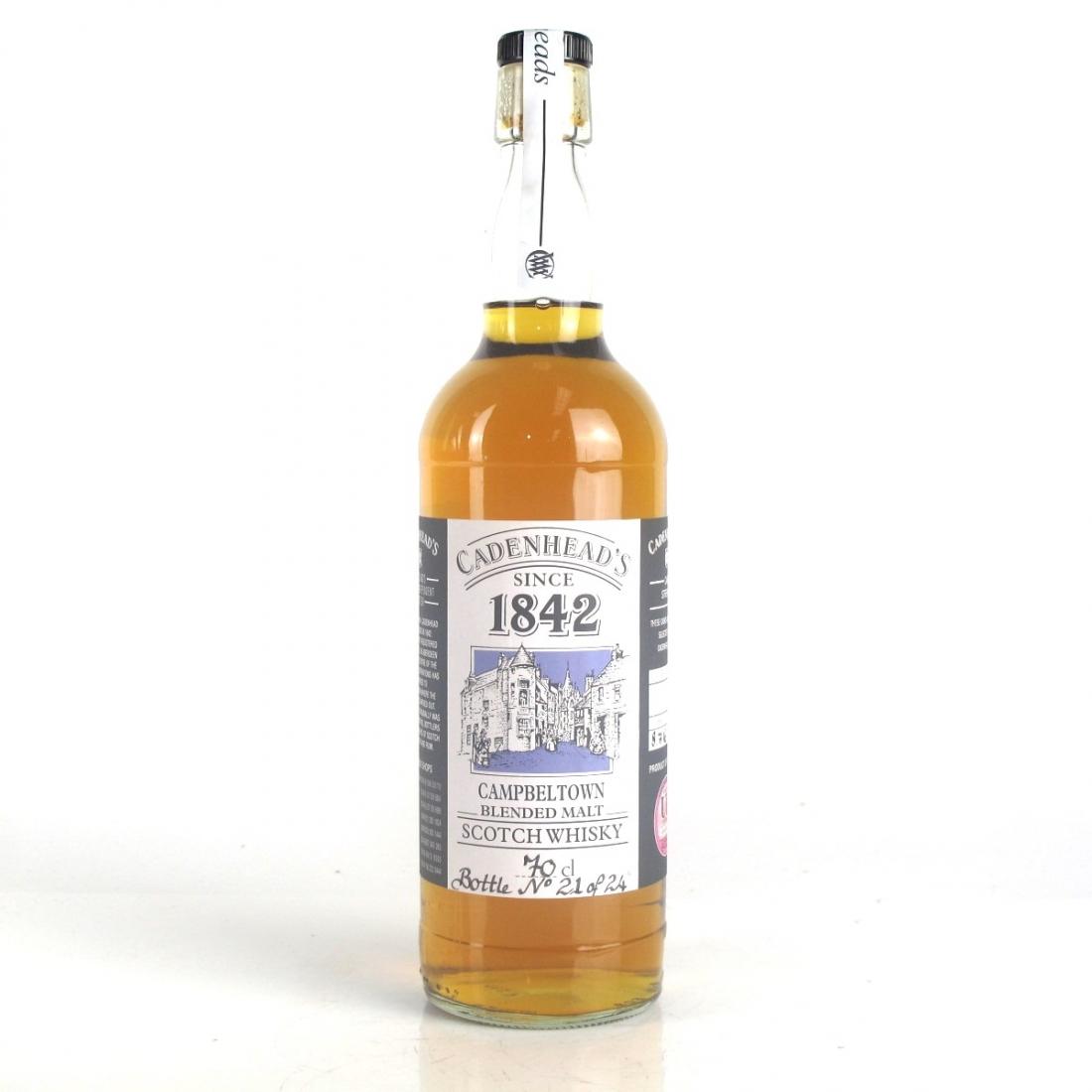 Cadenhead's Campbeltown Blended Malt / Only 24 Bottles