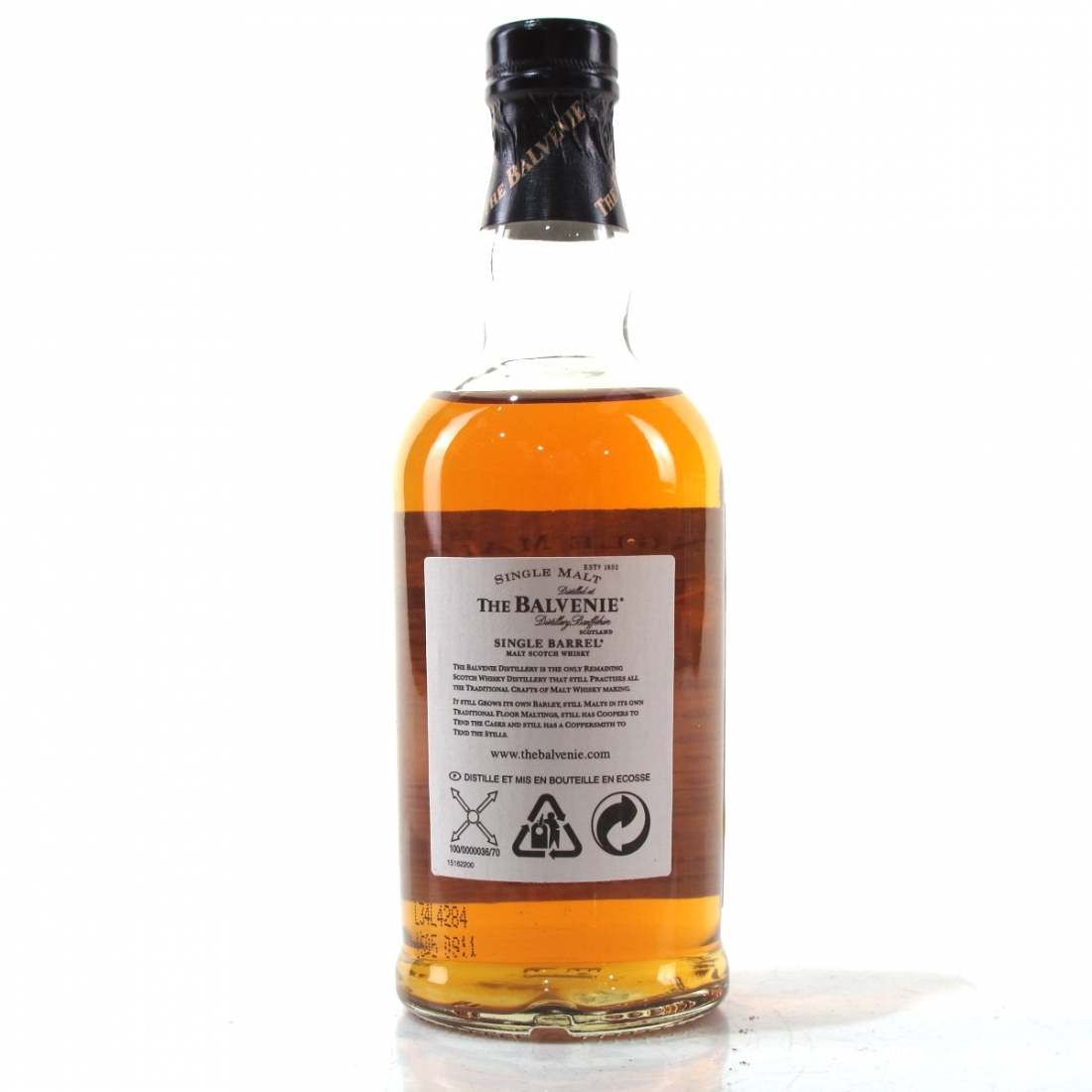 Balvenie 1974 Single Barrel 25 Year Old 20cl