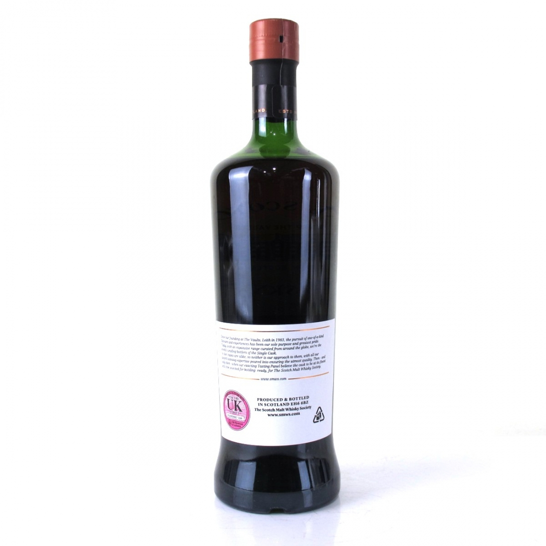 Glenrothes 2007 SMWS 9 Year Old 30.97