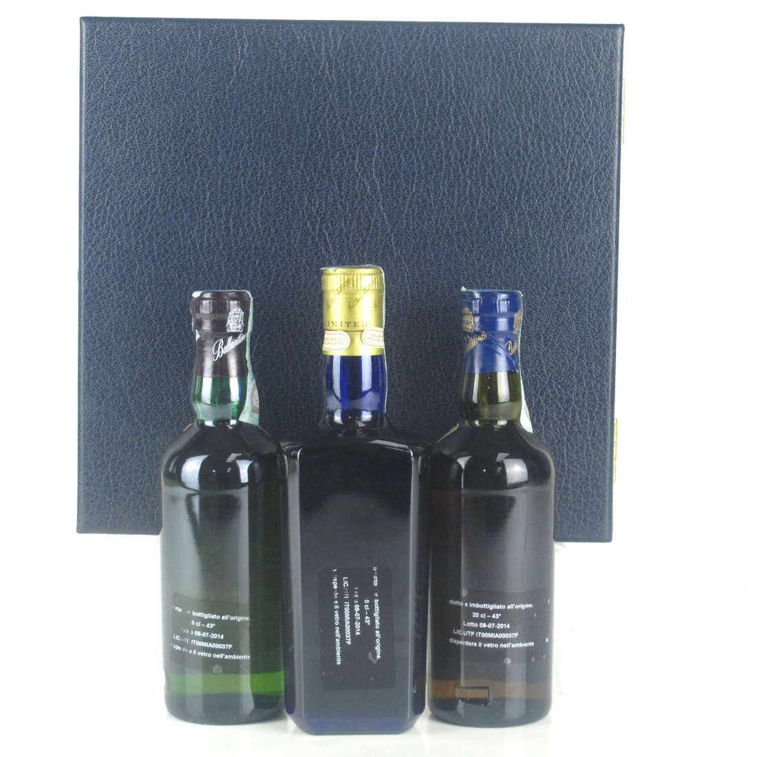 Ballantine's Premium Collection 3 x 20cl / 17, 21 and Limited