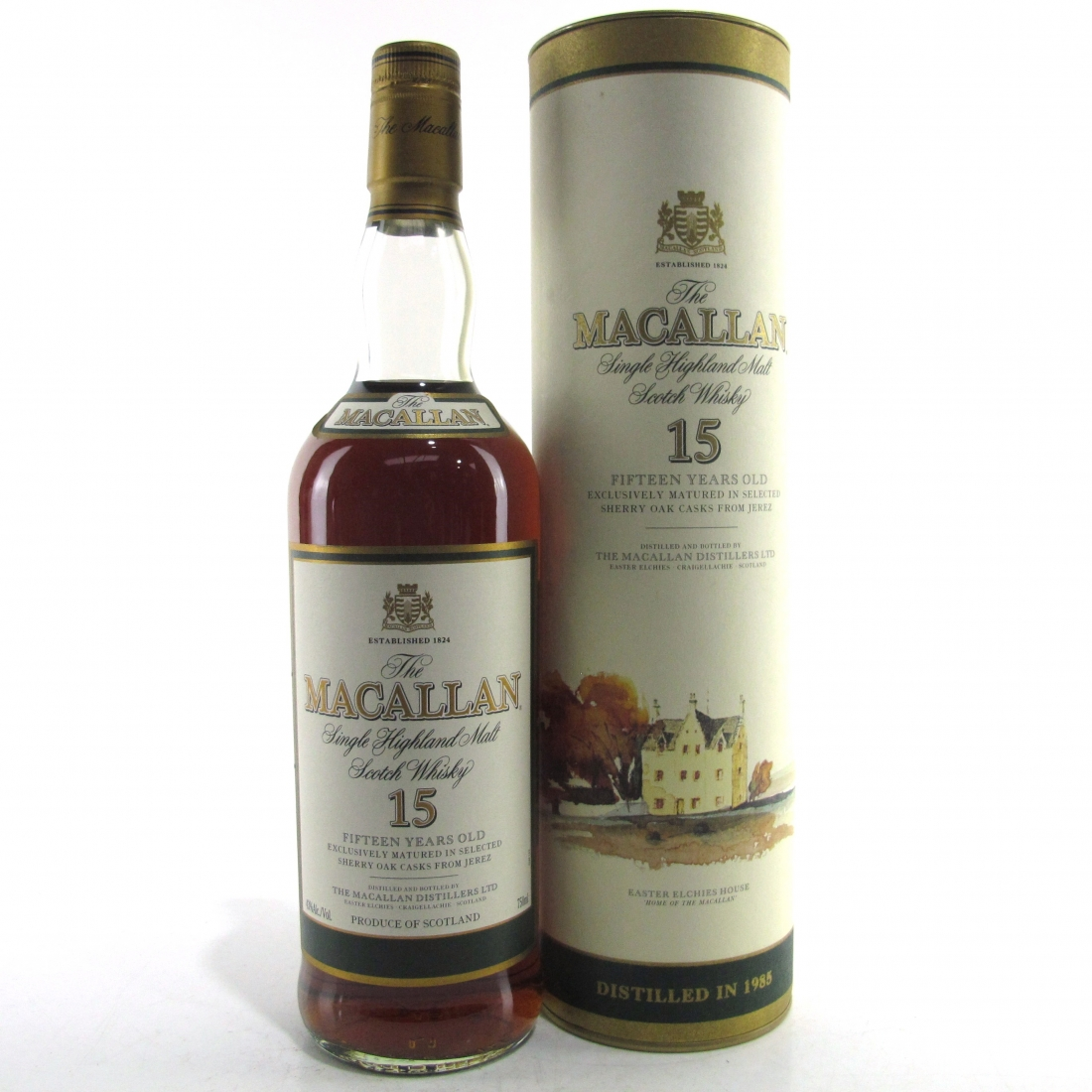 Macallan 1985 15 Year Old 75cl / US Import