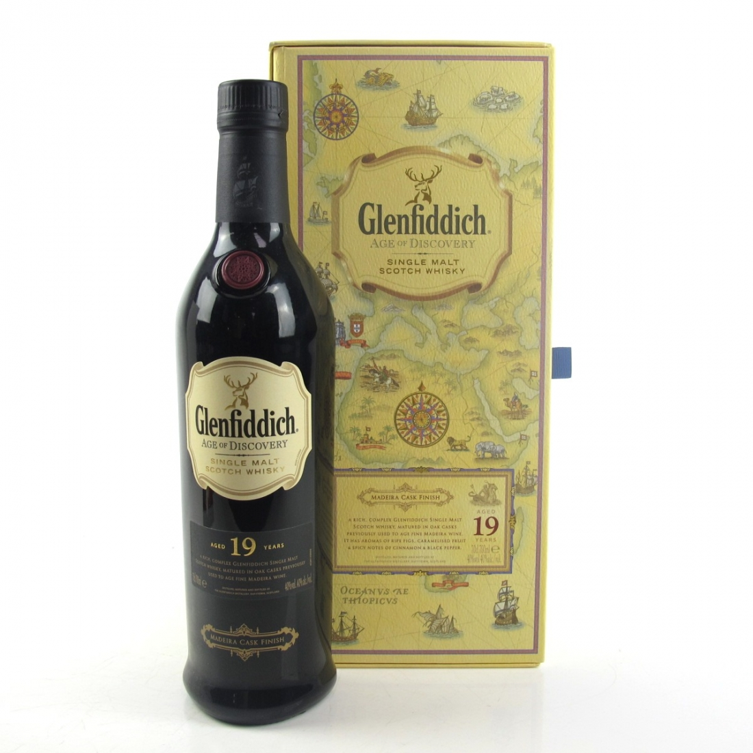 Glenfiddich Age of Discovery 19 Year Old / Madeira Cask