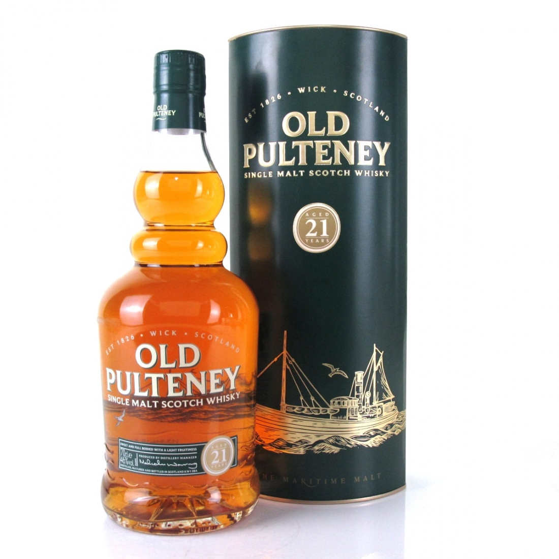 Old Pulteney 21 Year Old