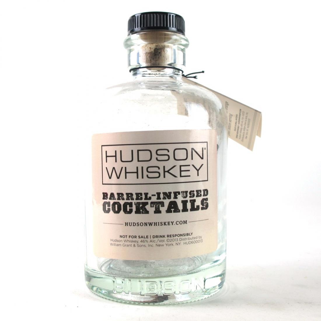 Hudson Whiskey Set in Wooden Presentation Crate