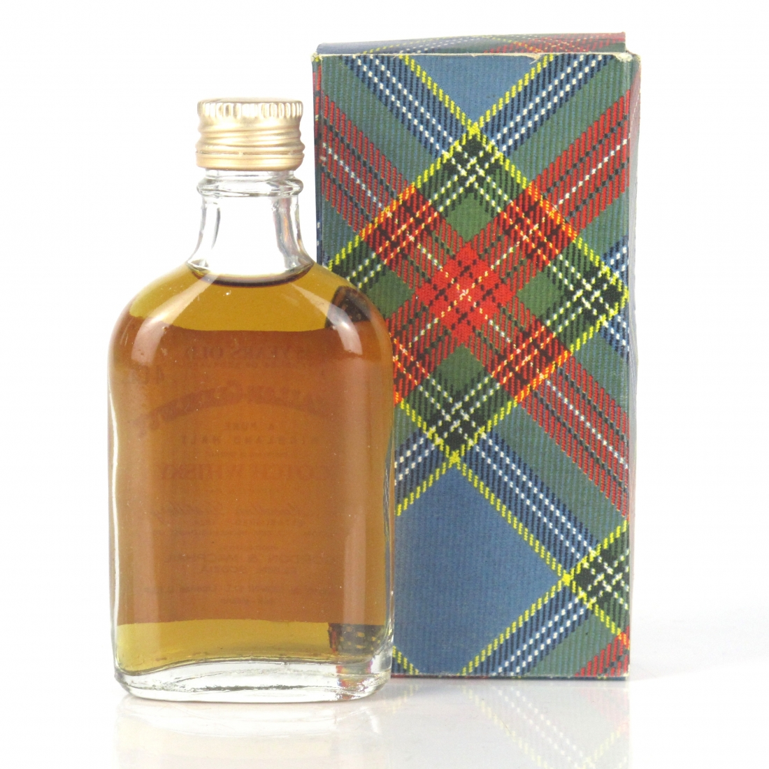 Macallan 15 Year Old Gordon and MacPhail 1970s Miniature 4cl / Donini Import