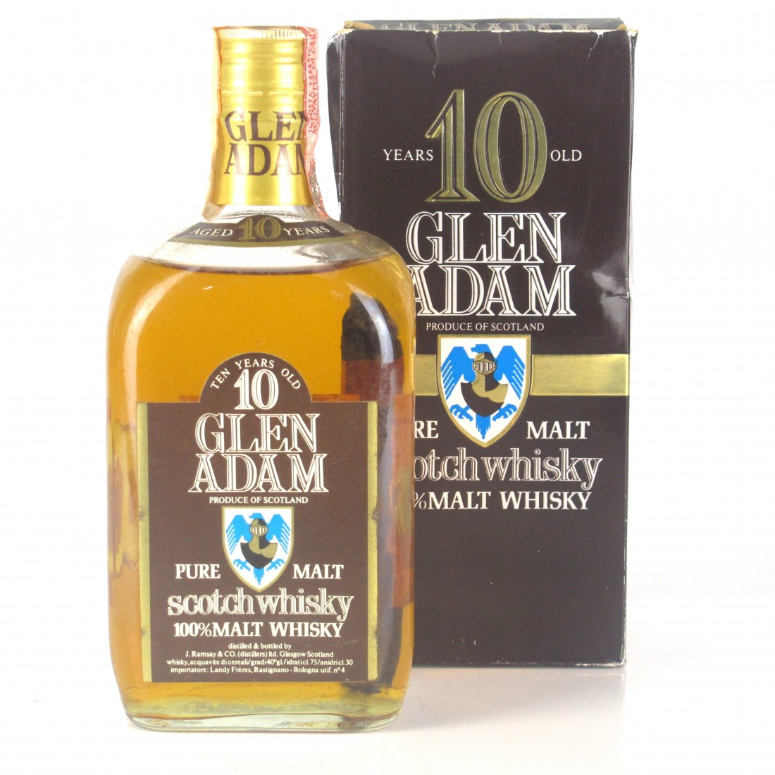 Glen Adam 10 Year Old 1980s