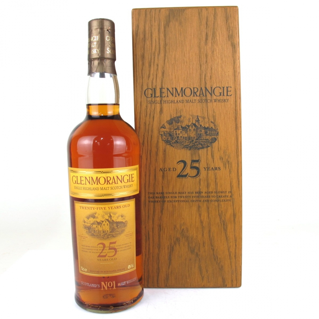 Glenmorangie 25 Year Old