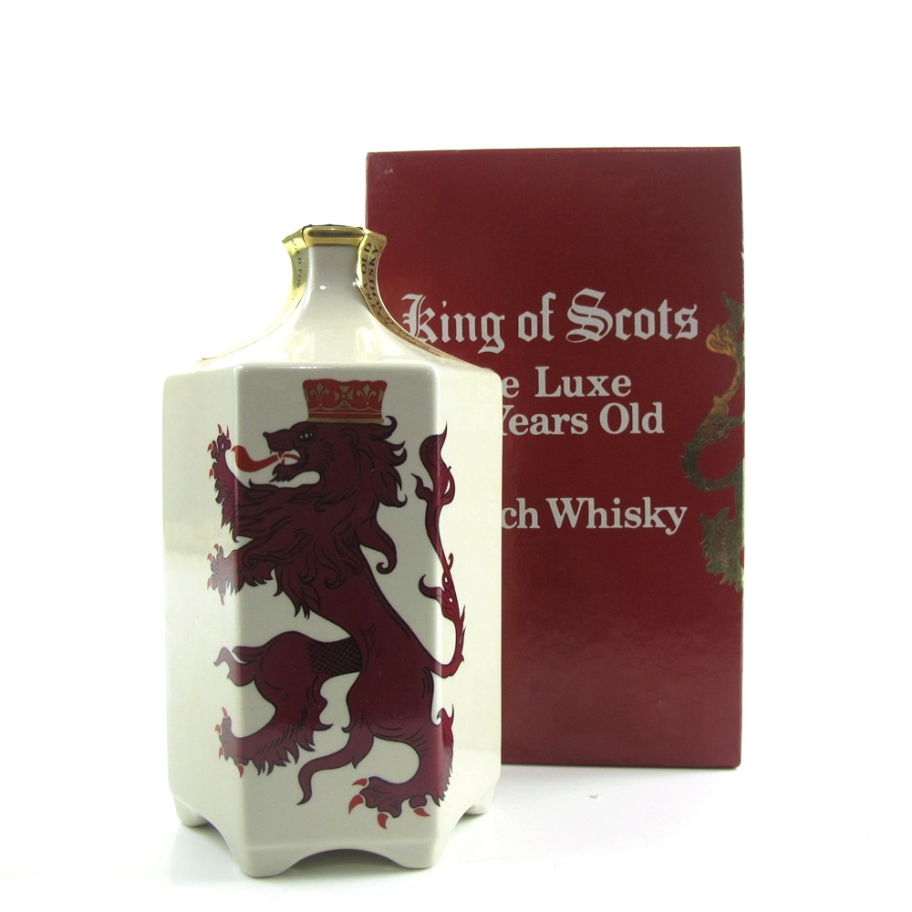 King of Scots 17 Year Old Decanter