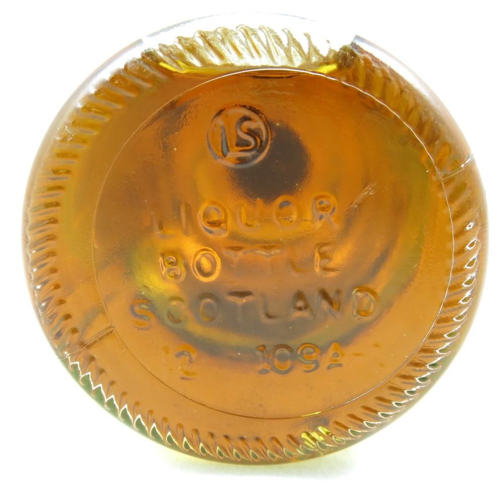 Ardbeg Guaranteed 10 Year Old 1970s Bottle Code