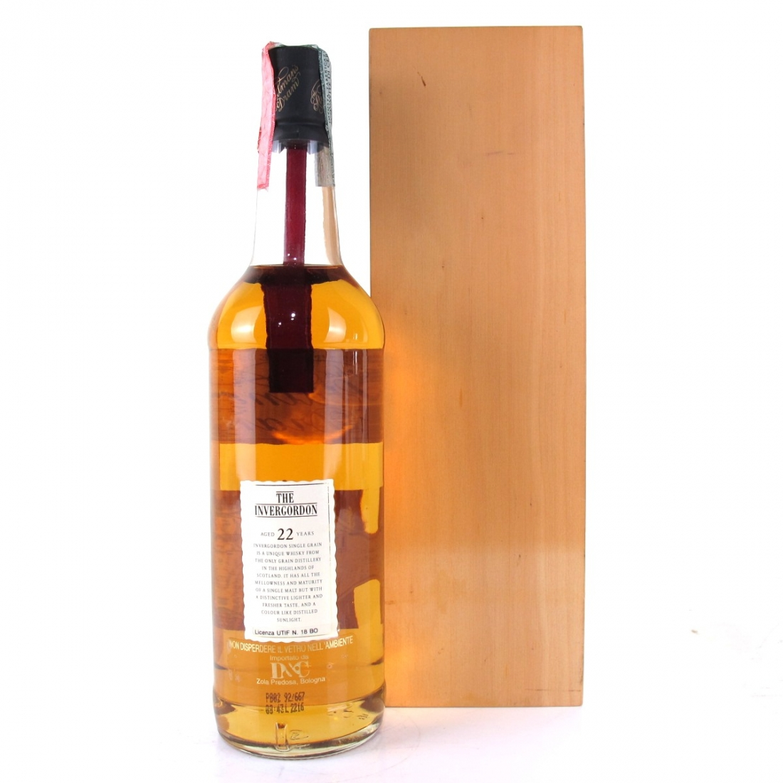 Invergordon 1970 Stillman's Dram 22 Year Old