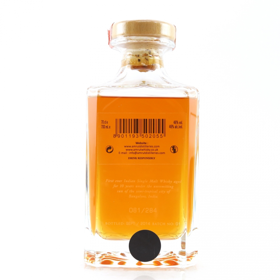Amrut Greedy Angels 10 Year Old Chairman's Reserve