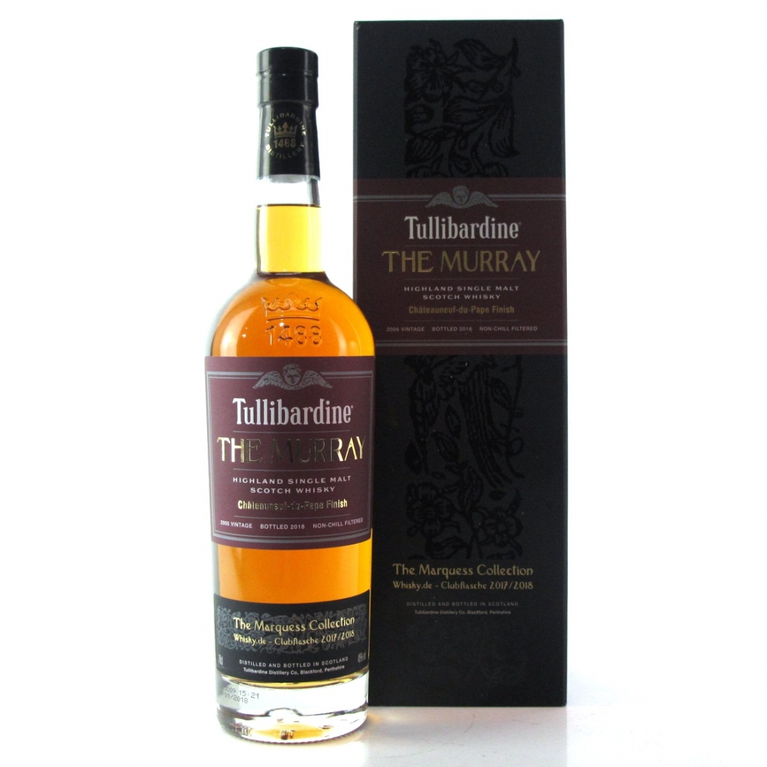 Tullibardine 2005 The Murray / The Marquess Collection
