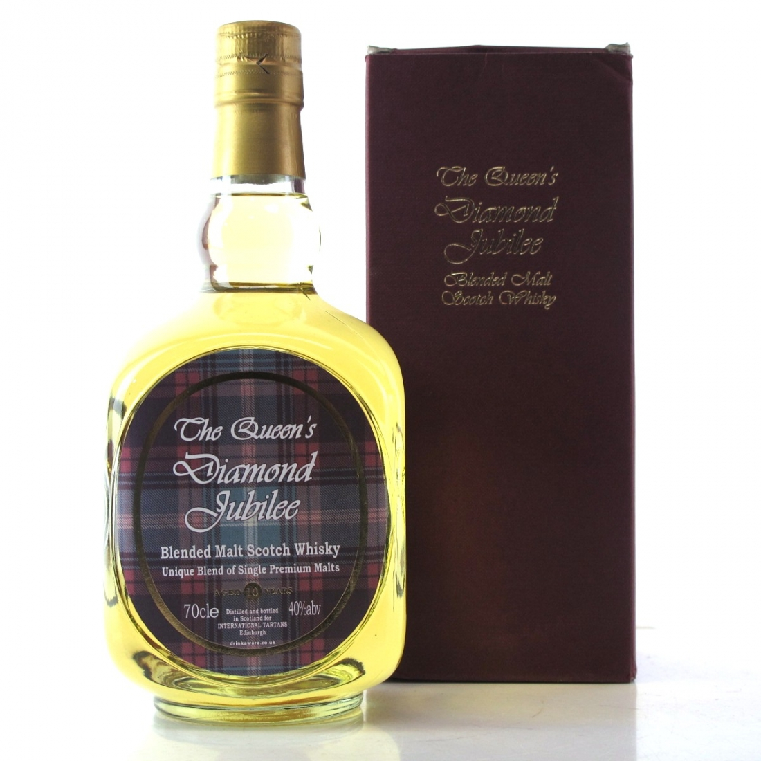 Diamond Jubilee 10 Year Old Malt Whisky