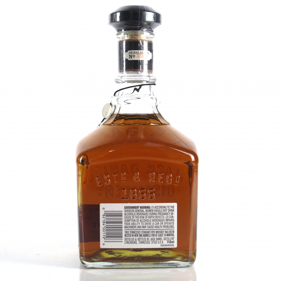 Jack Daniel's Rested Rye Batch #2