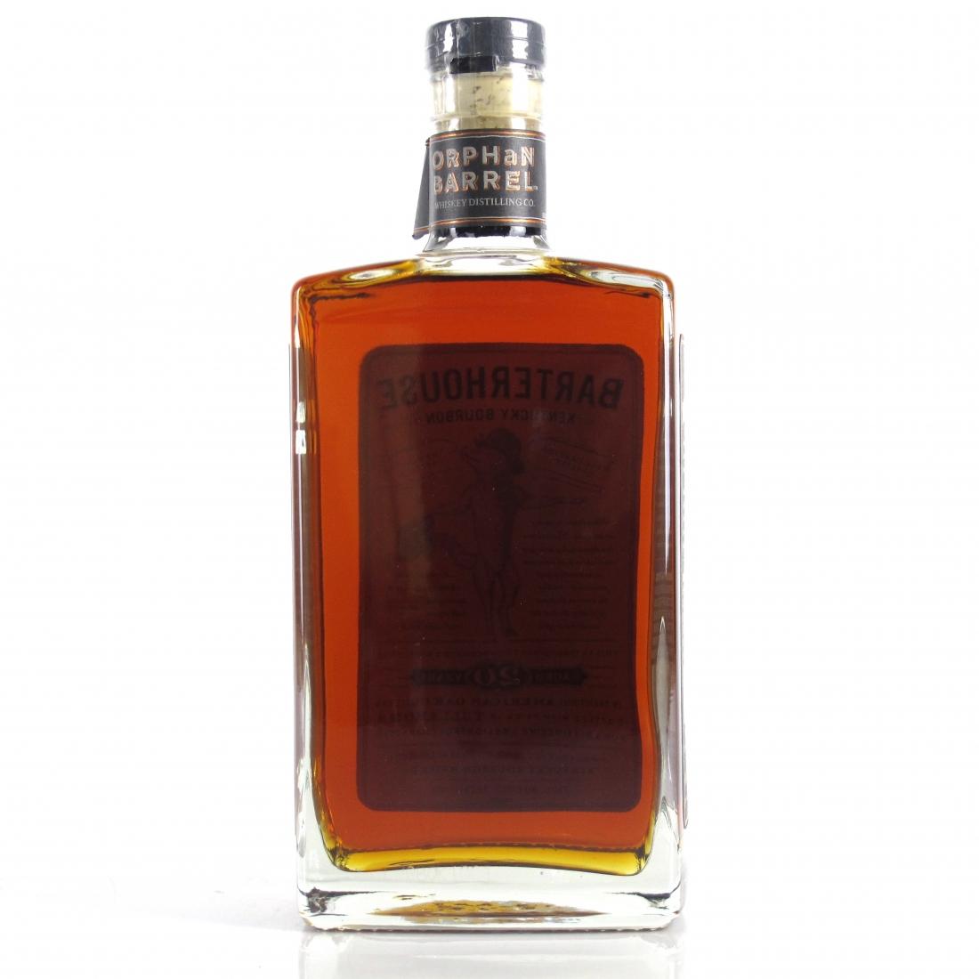 Orphan Barrel Barterhouse 20 Year Old Bourbon 75cl