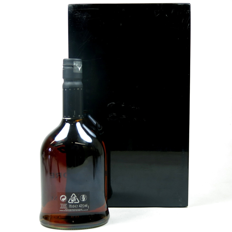 Dalmore Astrum 40 Year Old Back