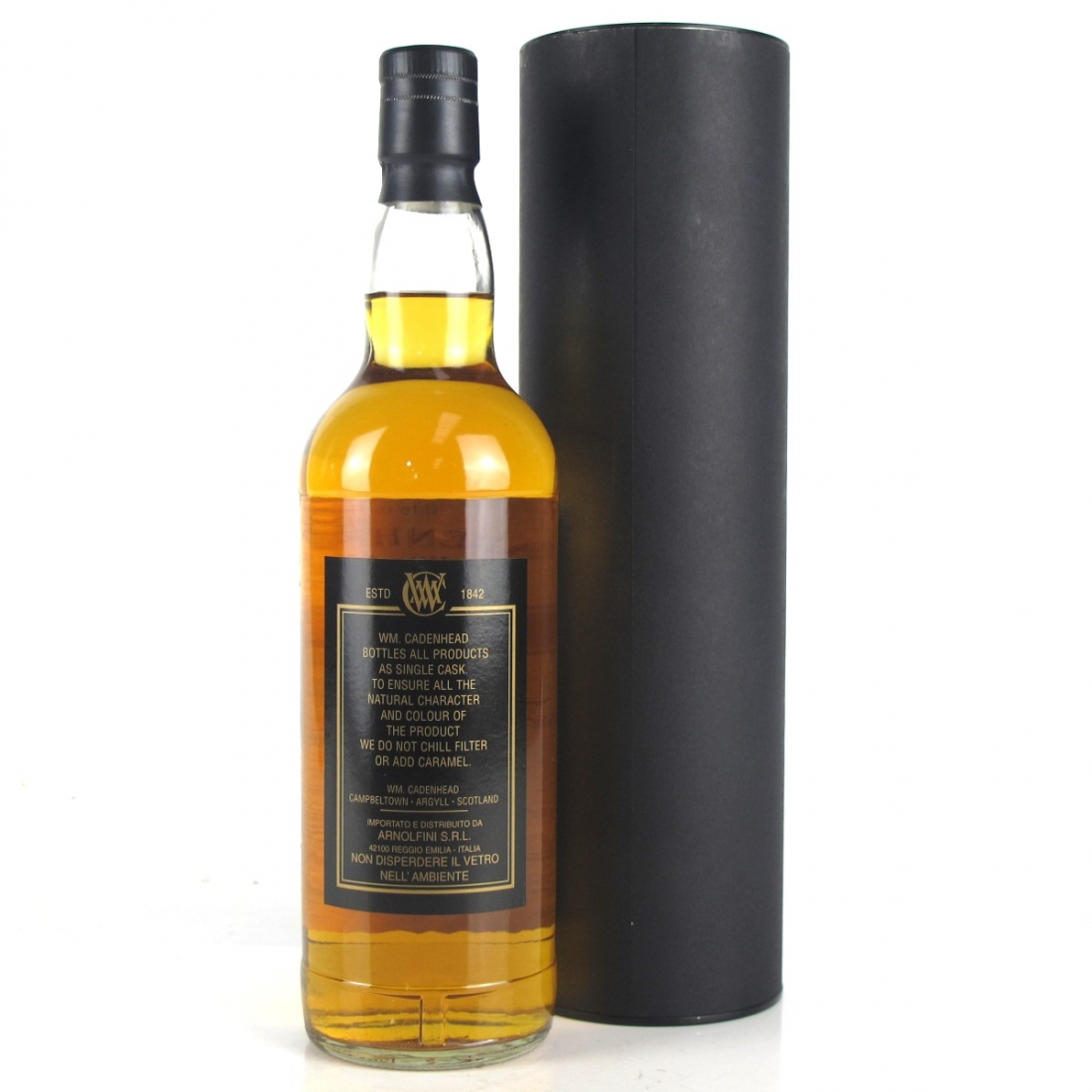 Cooley Peated Cadenhead's 12 Year Old