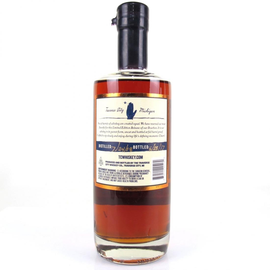 Traverse City Whisky Co. 2008 Straight Bourbon / Binny's